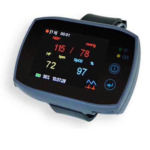 cuffless blood pressure monitor - SOMNOmedics