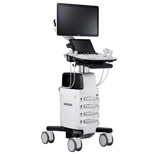 on-platform ultrasound system / for multipurpose ultrasound imaging / for gynecological and obstetric ultrasound imaging / for cardiovascular ultrasound imaging