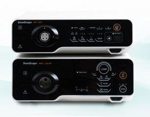 endoscopy video processor / HD