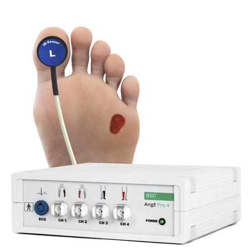 TEMP patient monitor / NIBP / systolic pressure / vascular diagnostic