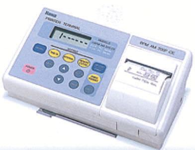thermal transfer printer / barcode label / for ambulatory blood pressure monitors