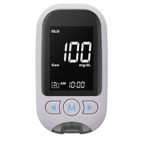 GDH-FAD blood glucose meter