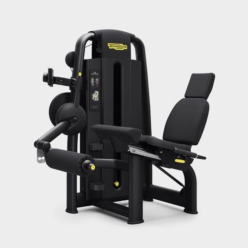 leg extension gym station