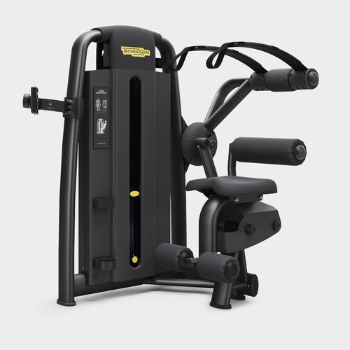 abdominal crunch gym station