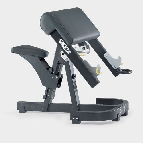 Larry Scott weight training bench