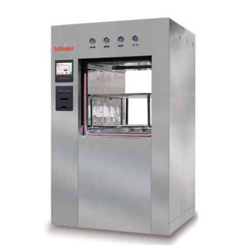 medical autoclave / for veterinary clinics / CSSD / floor-standing