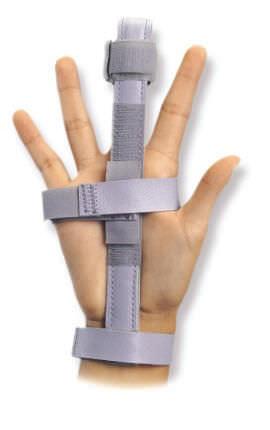 finger splint / finger extension