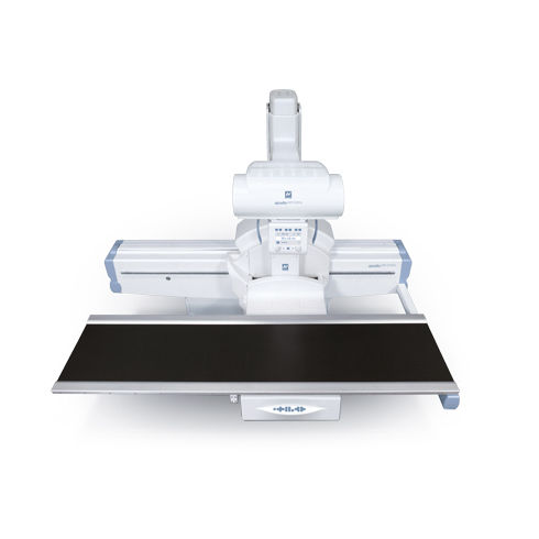 radio-fluoroscopy system / digital / for diagnostic fluoroscopy / for multipurpose radiography