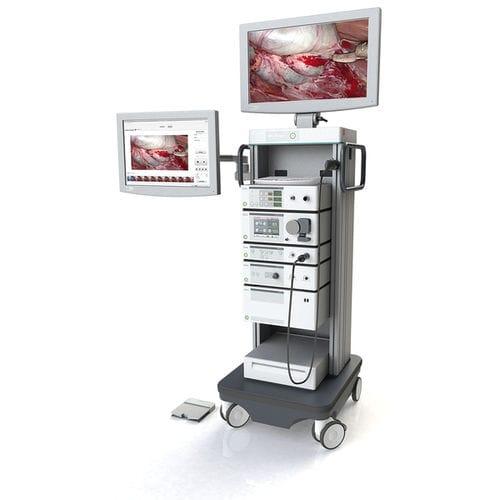endoscopy column