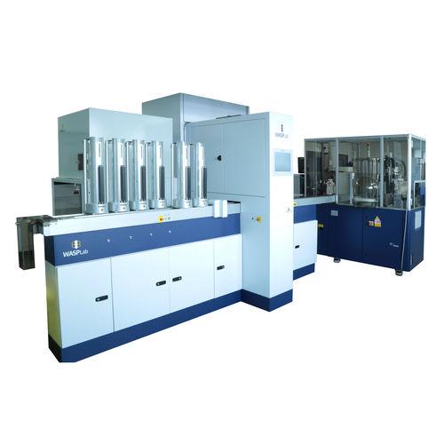 microbiology laboratory automation system