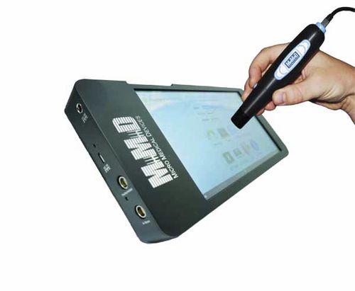 hand-held ultrasound system