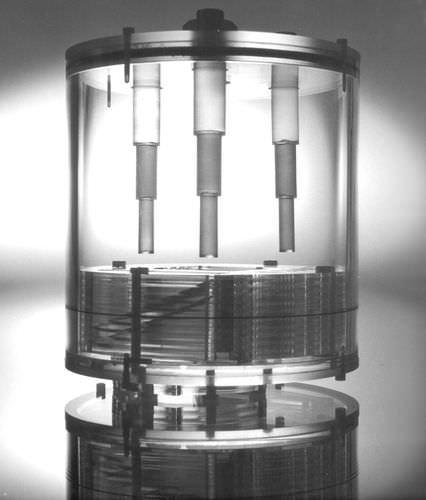 nuclear imaging test phantom