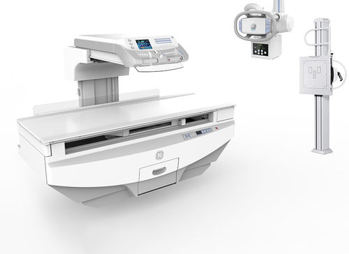 radio-fluoroscopy system / digital / for diagnostic fluoroscopy / for multipurpose radiography