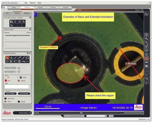 analysis software / visualization / laboratory / for digital microscopes