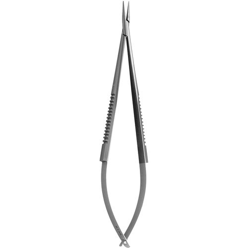ophthalmic surgery needle holder