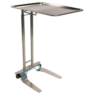 height-adjustable Mayo table