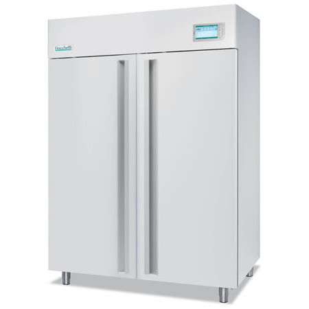 laboratory freezer / cabinet / with automatic defrost / anti-corrosion