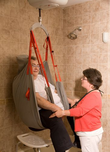 patient lift sling / bariatric