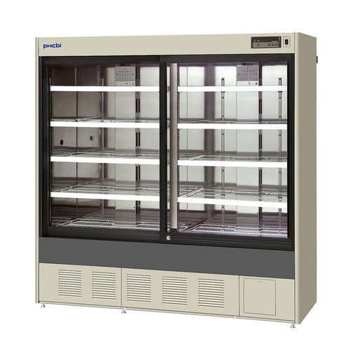 laboratory refrigerator / for pharmacies / cabinet / 2-door