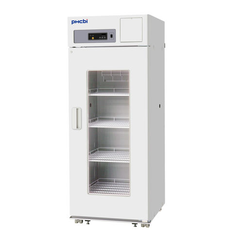 chromatography refrigerator / for pharmacies / cabinet / 1-door