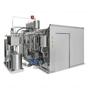 sterilizer for the pharmaceutical industry / ethylene oxide / floor-standing