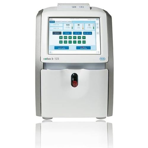 blood metabolites blood gas analyzer / with electrolyte analysis / for humans