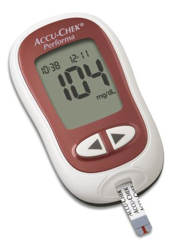 wireless blood glucose meter / with lancing device