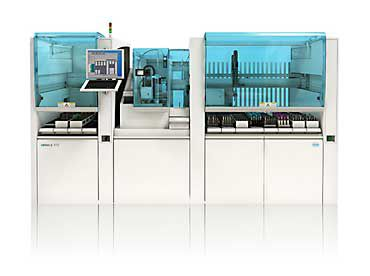 tube transfer laboratory automation system