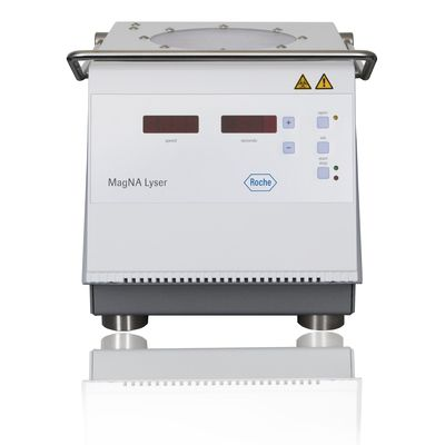 automatic sample processor / for molecular and cellular biology / purification / benchtop