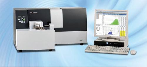 laser diffraction particle size analyzer