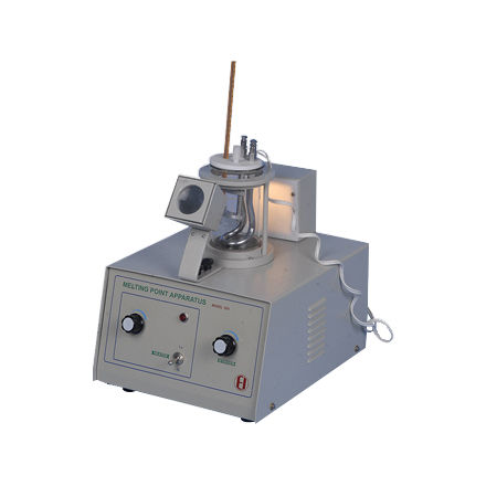 melting point tester / for the pharmaceutical industry / bench-top