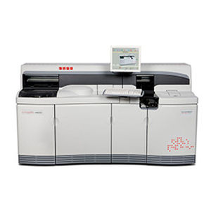 automatic biochemistry analyzer / for clinical diagnostic / integrated system
