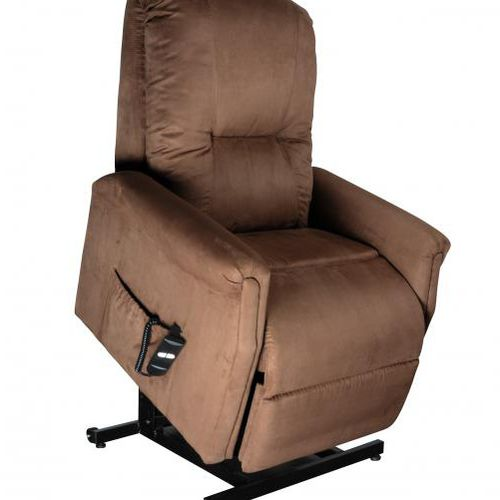 lift chair / reclining / with legrest / electric