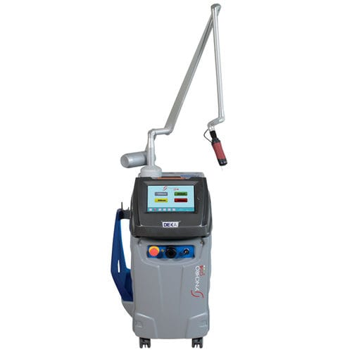 pigmented lesion treatment laser