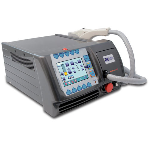 table-top IPL system / hair removal / pigmented lesion treatment
