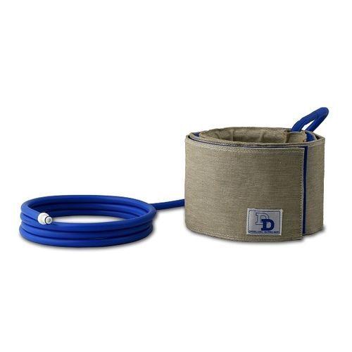 pneumatic tourniquet cuff / autoclavable / silicone