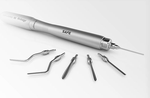 curved periotome kit / straight
