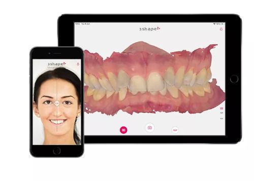 digital smile design software / dental