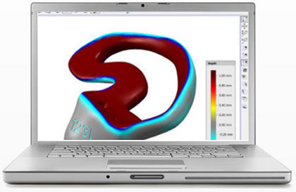 hearing aid manufacturing software / management
