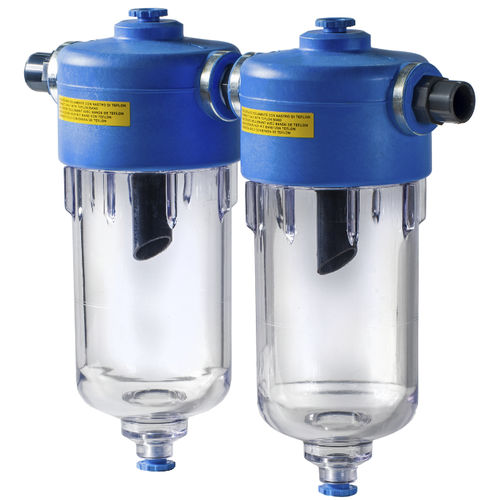 dental vacuum pump amalgam separator