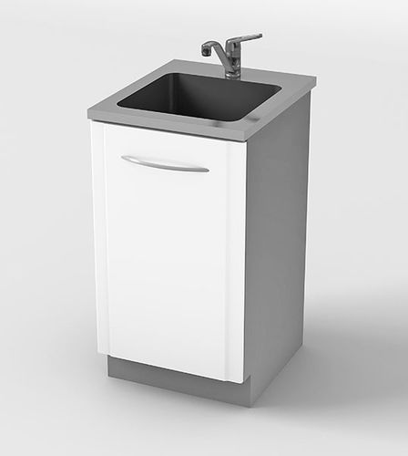 furniture with sink / for general purpose / laboratory / for dental clinics