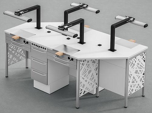 dental laboratory bench