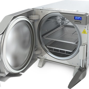 medical autoclave / laboratory / dental / for veterinary clinics