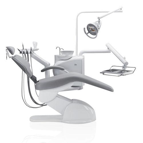 orthodontics unit with light