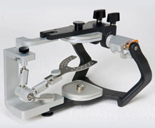 semi-adjustable dental articulator