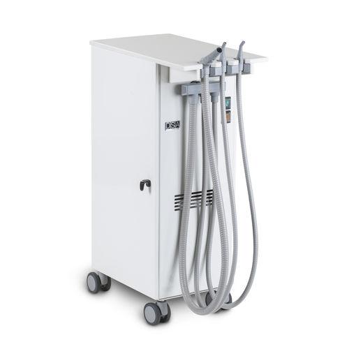 dental unit suction system