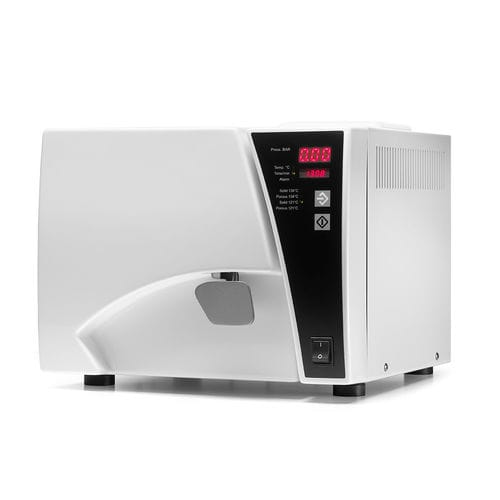 dental autoclave / bench-top / automatic / programmable