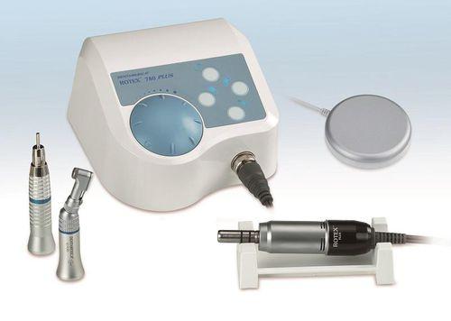 dental micromotor control unit