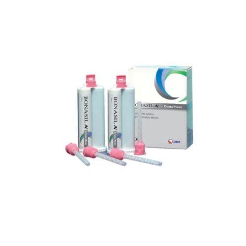 vinyl polysiloxane dental material / for impression trays / for dental laboratories / photopolymerizable