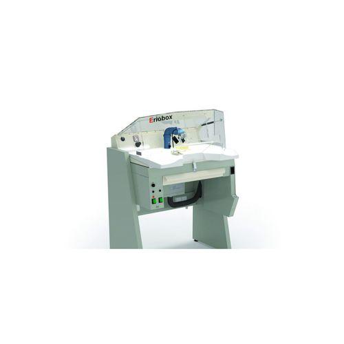 dental laboratory workstation with hood - ERIO